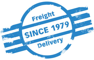 Freight delivery since 1979